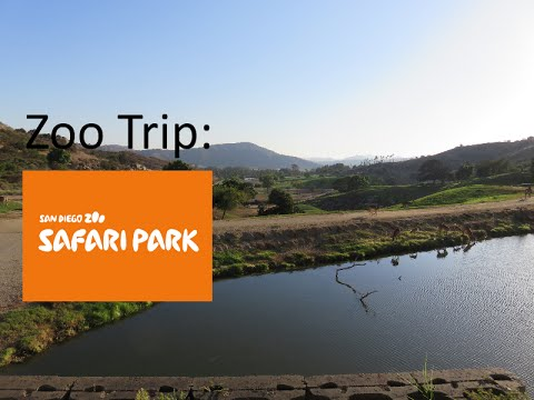 San Diego Zoo Safari Park Trip August 2016!
