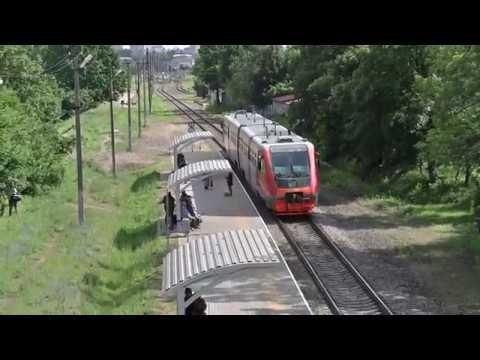 Рельсобус, ремонт Балтийского рынка, запах газа в Балт районе Калининграда