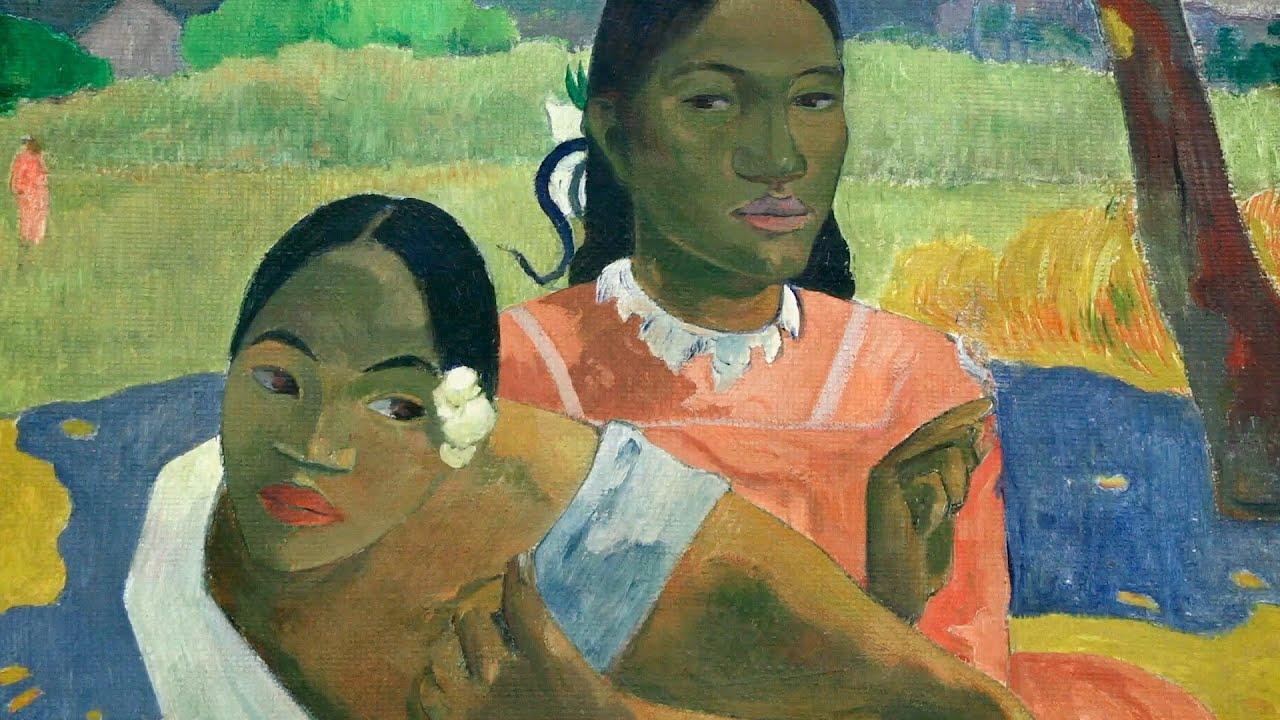 Paul Gauguin: Nafea Faaipoipo, 1892 - YouTube