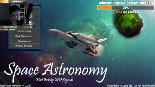 Minecraft Modpack Test: Space Astronomy #02 [2/4]