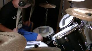 Breaking Benjamin - Breath Drum Cover