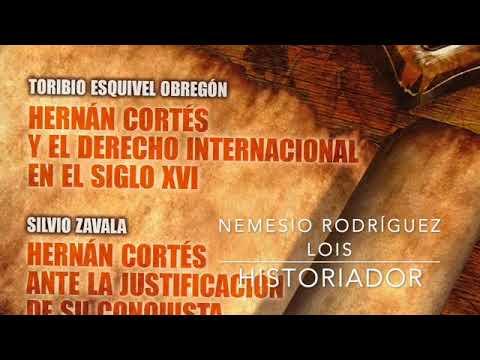 Y Hernán Cortés es héroe o villano, Nemesio Rodríguez nos los explica