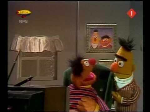 Bert & Ernie - Te veel televisie