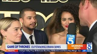 """""""Game of Thrones"""" Wins Best Drama at the 70th Emmy Awards"""