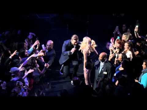 Justin Timberlake - Cabaret @ Madison Square Garden