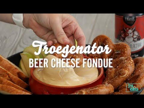 Pennsylvania Kitchen - Troegenator Beer Cheese Fondue