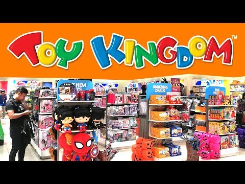 TOY HUNT: TOY KINGDOM EXPRESS AT SM NORTH EDSA, MANILA, PHILIPPINES