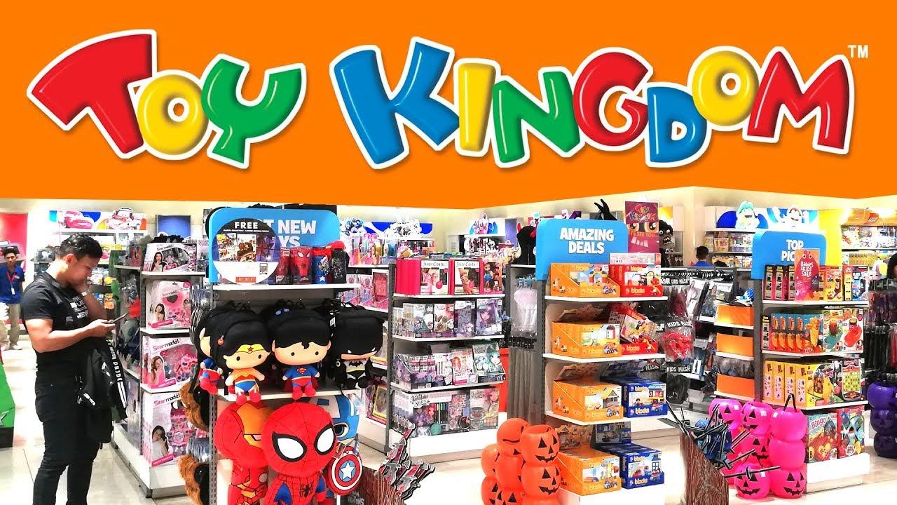 Toy Hunt Toy Kingdom Express At Sm North Edsa Manila