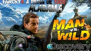 Far Cry 4 - À Prova de Tudo (Man vs. Wild) Alabama