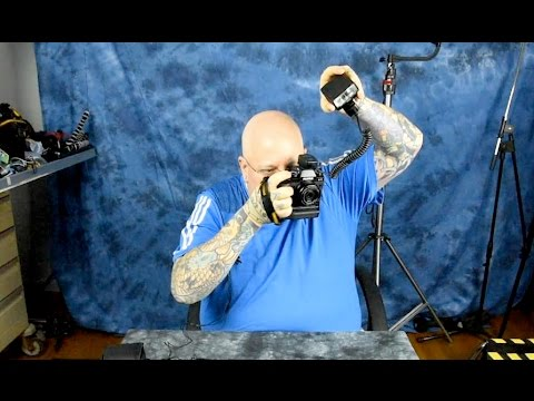 Angry Photographer: Fujifilm OFF-CAMERA High Speed Sync! Nissin i40 speedlight capabilities