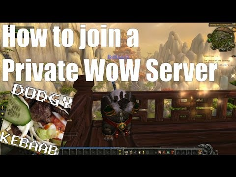 How To Join A Private WoW Server Guide