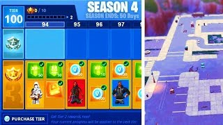 "NEW SEASON 4 FORTNIIN! -Tilted destruction, Theme & Skins-""Fortnite Suomi"" speculation"