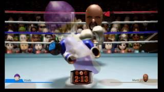 Wii Sports Boxing: Vs. Champion Matt
