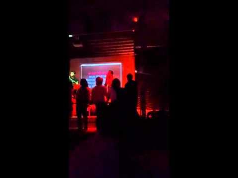 Karoke night banyan boyz