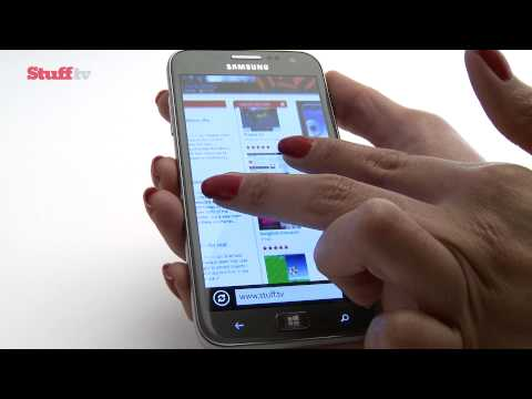 Samsung Ativ S video review