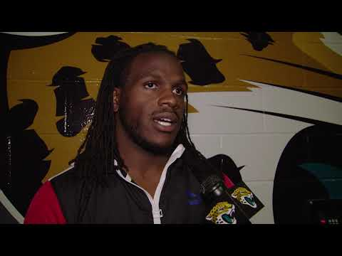 Jamaal Charles on signing with the Jacksonville Jaguars