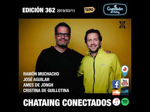 Entrevista a José Aguilar, Ramón Muchacho, Ames De Jongh, y Cristina De Guillot