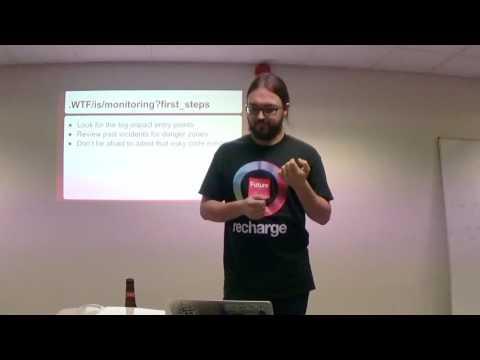 Bristol DevOps - WTF is Sensu - A DevOps guide to Monitoring