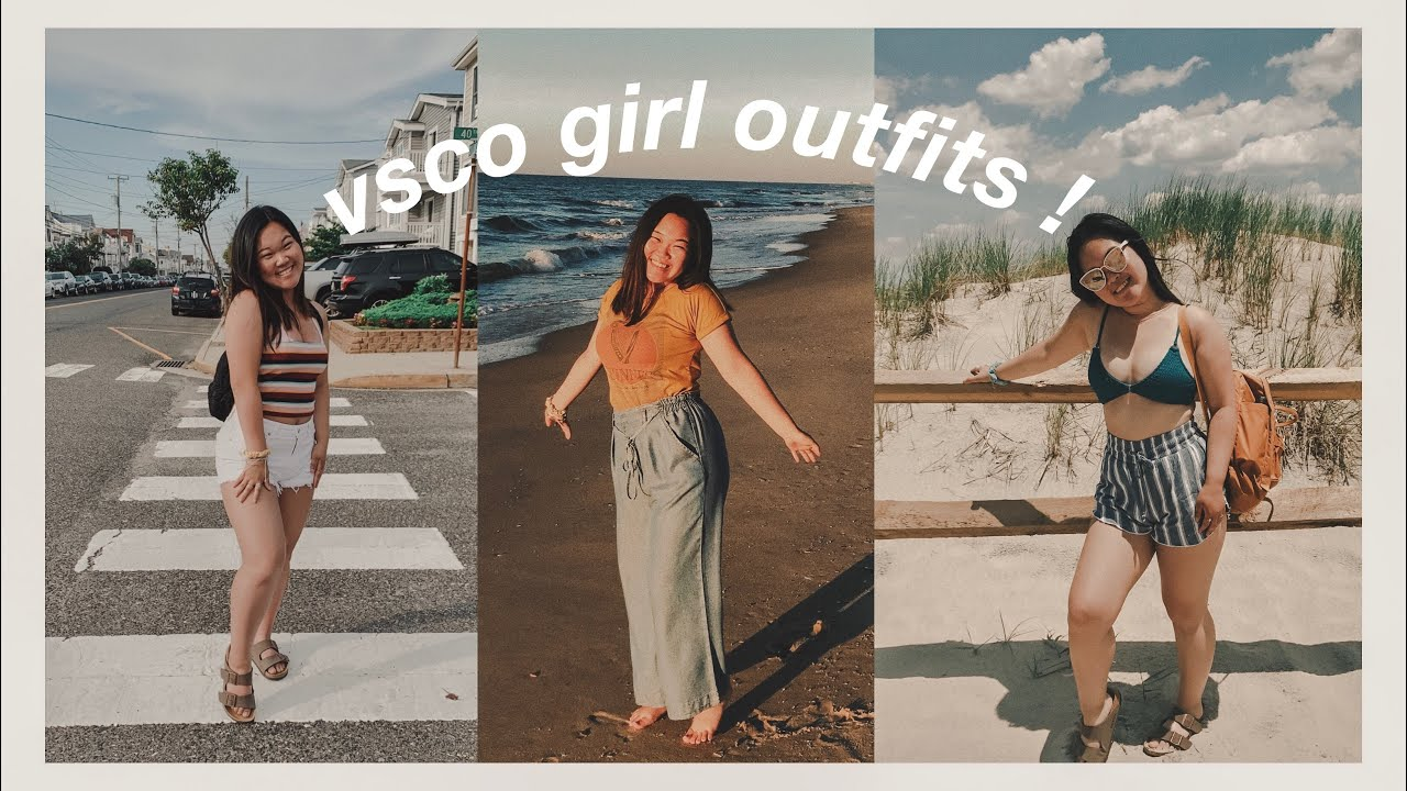 [VIDEO] - summer outfits of the week + VLOG 6