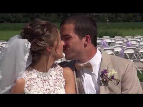 Brookdale Farm Wedding Venue Fort Ashby Wva Youtube