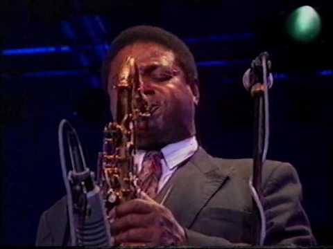Maceo Parker Roots Revisited - Live 1st Tune