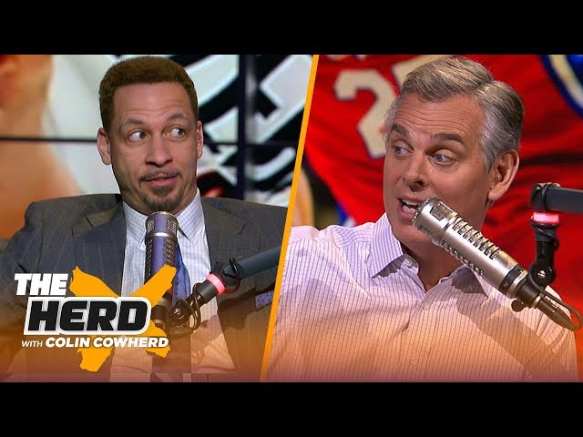 Chris Broussard on if Ty Lue is best fit for Lakers, says 76ers have 'many issues'   NBA   THE HERD