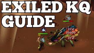 Exiled Kalphite Queen Guide: How to Get Your KQ Pet! [Runescape 2015]