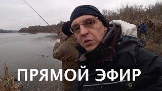 Рыбалка  02.02.2020. Незапланированный стрим.