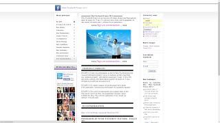 Tutorial d'utilisation du site Miss Facebook France 2015