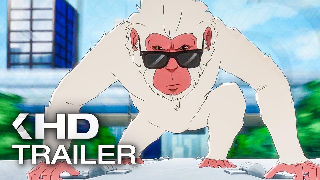 Download MARVEL'S HIT-MONKEY Teaser Trailer (2021)