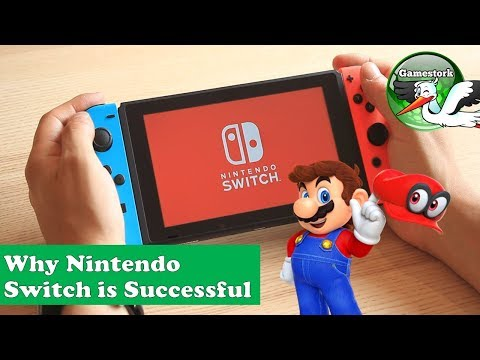 The Real Reason Nintendo Switch is Successful!  Short and Sweet!