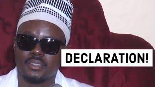 Declaration de S. Bass Abdou Khadre | Juin 2017