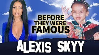 Alexis Skyy | Before They Were Famous | Rob Kardashian Girlfriend