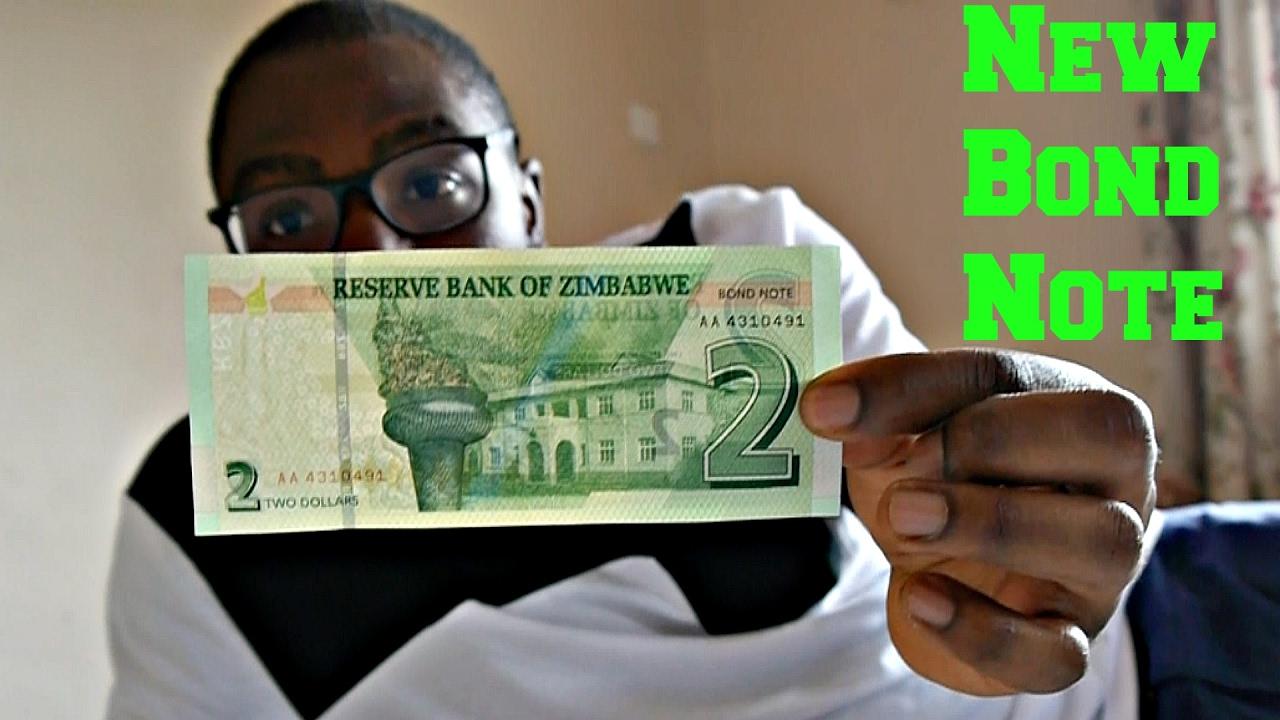 Zimbabwean Bond Note