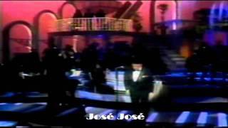 Jose Jose El Triste En vivo 1992
