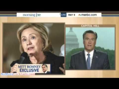 Romney: Hillary