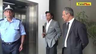 Au Bar Council, le ministre Nando Bodha prier de quitter les lieux