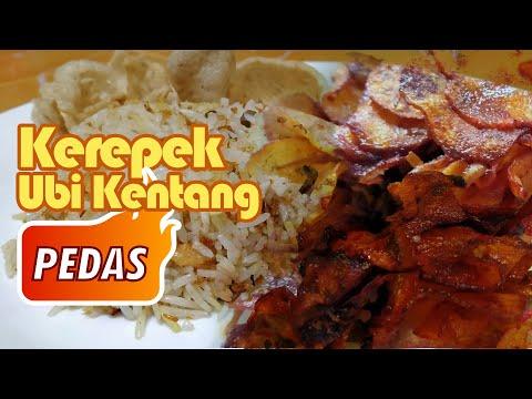 Unboxing kerepek ubi kuih raya pengeposan daripada hamba Allah! from YouTube · Duration:  3 minutes 2 seconds