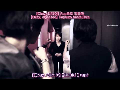 [MP4 DL] 뭘봐 [Close Ur Mouth] by M&D [Heechul & Jungmo] [english subs | hangul | romanisation]