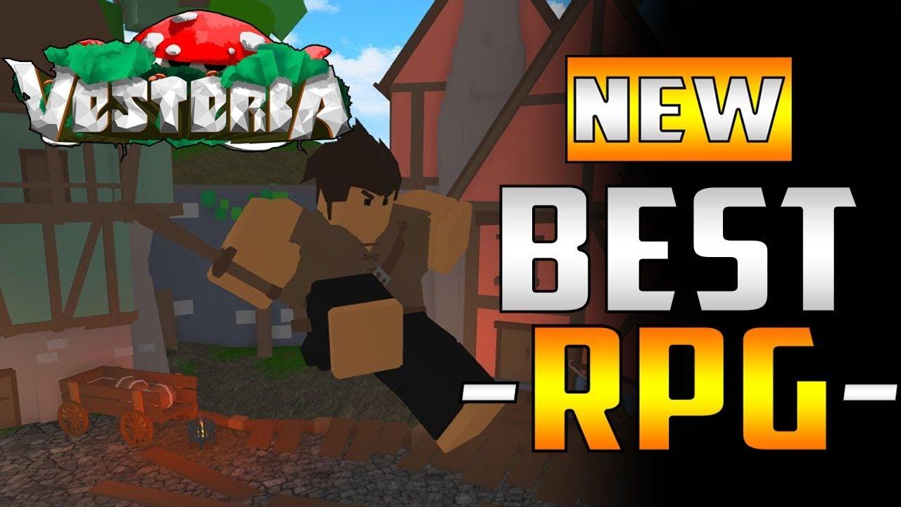 best rpg games in roblox