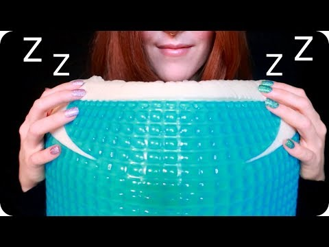 ASMR 9 Sleepy Pillows for BRAIN-MELTING Relaxation 💙 (No Talking)