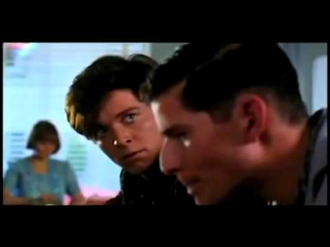 Eric Stoltz Back to the Future Rare Footage