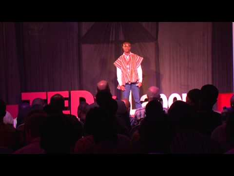 Disability and employment struggle- personal lessons: Paul Anomah-Kordieh at TEDxLabone
