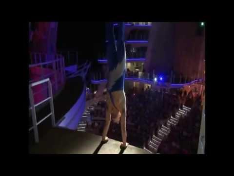 Xander Taylor Circus Artist - Démo/Showreel 2014