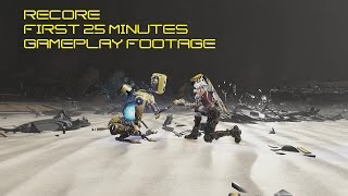 Recore First 25 Minutes of Gameplay