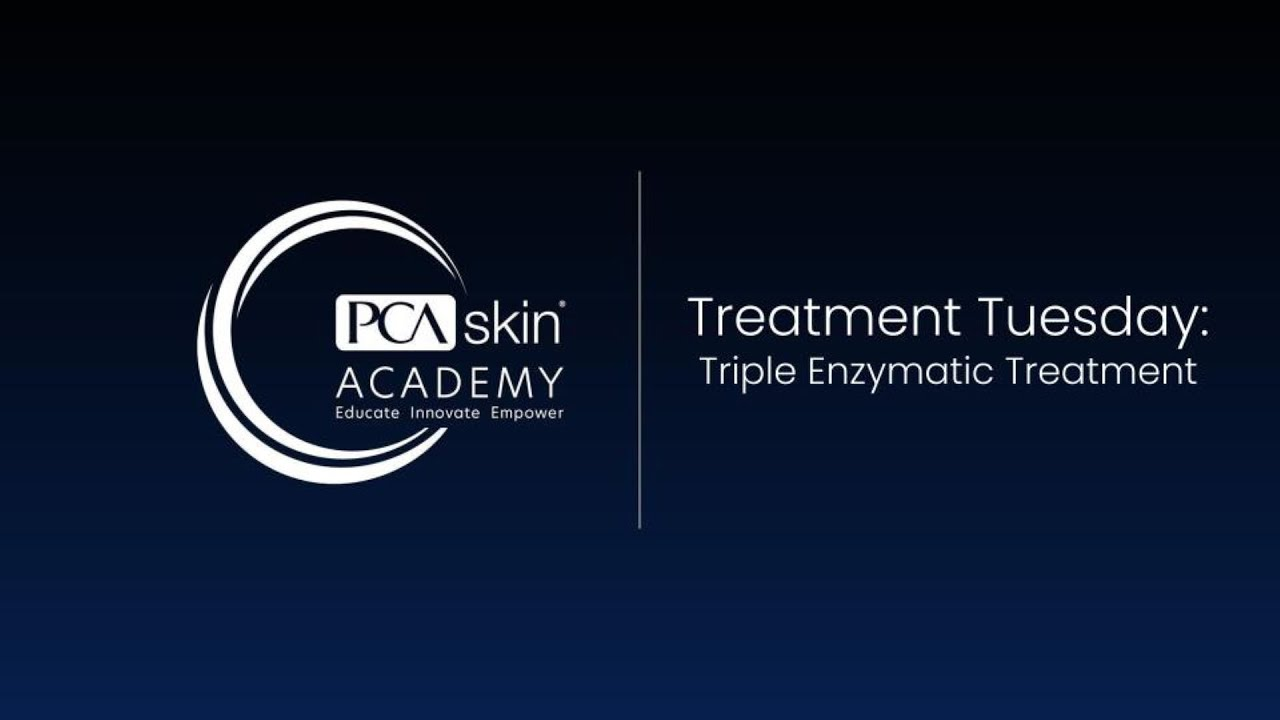 Click to open this video in a pop-up modal: Treatment Tuesday: Triple Enzymatic Treatment