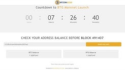 Got My 7 Bitcoin Gold In My Ledger Nano S Bitcoin Address - Check Your Bitcoin Wallet | BTG $401