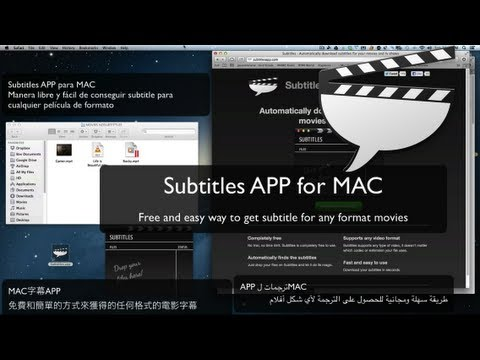 Free easy subtitles app for mac drag and drop any video format free easy subtitles app for mac drag and drop any video format multiple languages ccuart Gallery
