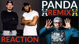 Joyner Lucas - Panda remix (@joynerlucas) REACTION