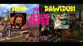 Heroes 3 HotA PvP - ABH vs Dawidu91 (Castle vs Fortress)
